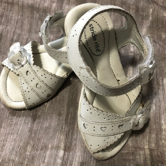 Stride Rite Other - Off white sandals.